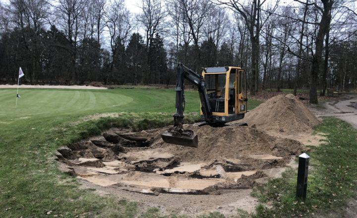 Nye/renoverede bunkers & omgivelser