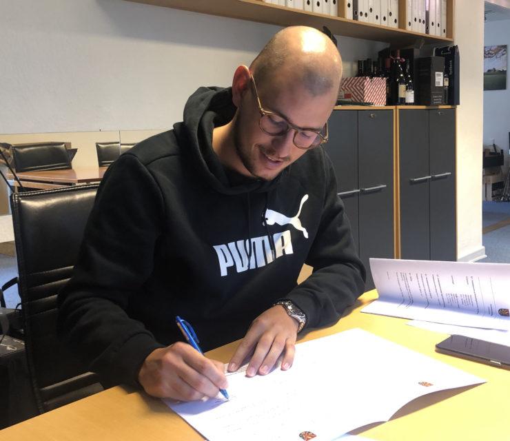 Malte Gjandrup Møller fortsætter i Randers Golf Klub