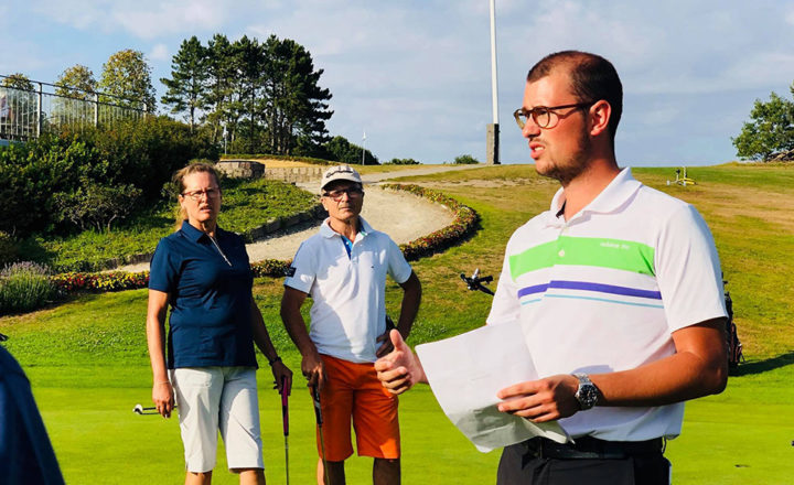Hvornår er golf sjovest for dig?