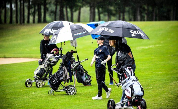 2. runde i Danmarksturneringen var en succes for Randers Golf Klub
