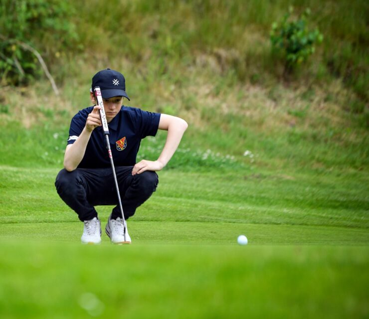 Randers Golf Klub blev vist flot frem ved Brønderslev Open